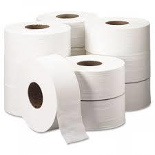 Jumbo Toilet Paper & Dispensers