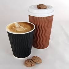 Coolwave Hot Cups & Lids