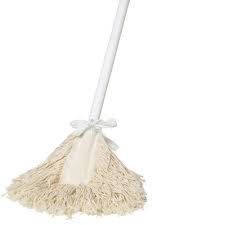 Cleaning-Products-Supplier Oates 90cm Cotton Hand Dust Mop
