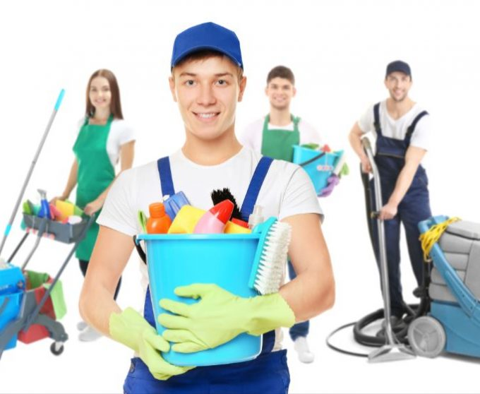 Guide To Commercial Cleaning Equipment For Your Workplace