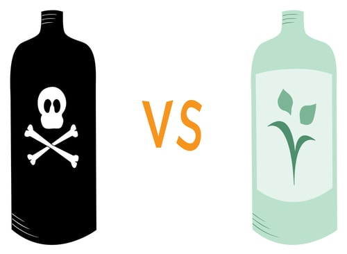 toxic vs eco friendly chemical