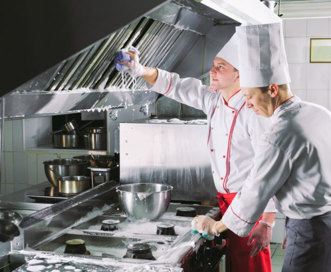 Cleaning Guide for Catering Businesses