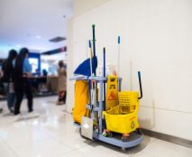 How to clean your commercial cleaning equipment