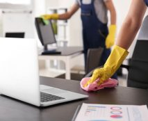 3 Tips For Choosing A Commercial Cleaning Company