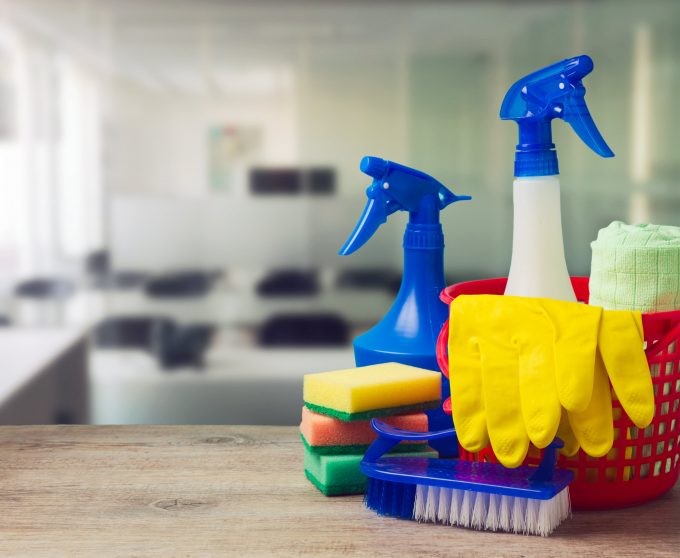 Must Have Office Cleaning Supplies for Clean Workplaces